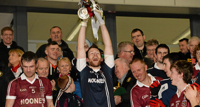 Ulster Club Football titles for Slaughtneil, Warrenpoint & Rock