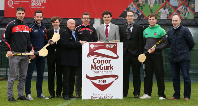 Inaugural Conor McGurk Hurling Tournament set for January start