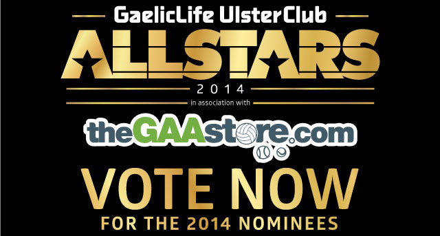 Gaelic Life Ulster Club All Stars