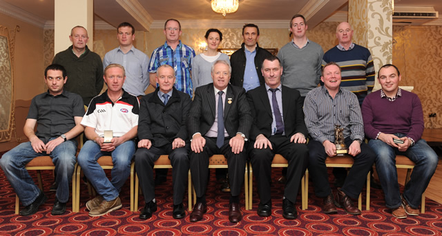 Ulster Referees Awards 2014