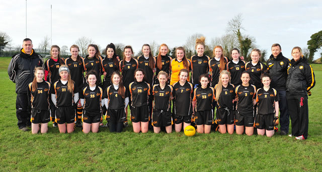 Ulster girls claim Inter-Provincial Shield title