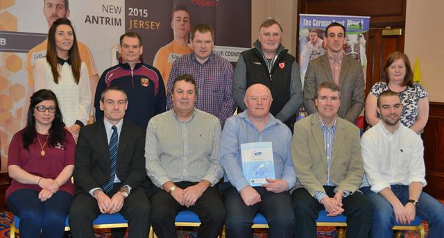 Antrim GAA host Health & Wellbeing Conference