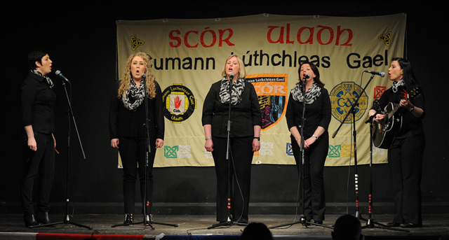 Scór Sinsir Semi Final Results