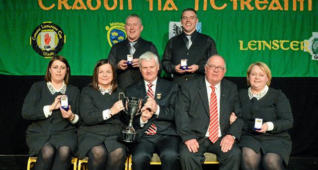 Double Ulster Success at All-Ireland Scór Sinsear