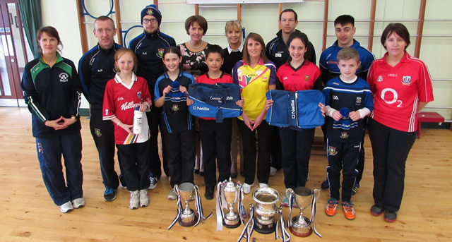 St. Dallan's PS Health & Wellbeing Day