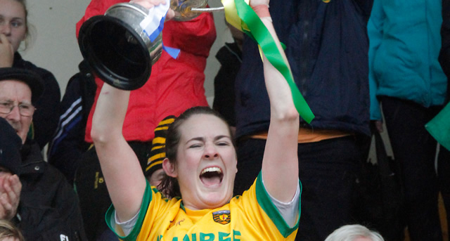 Donegal & Fermanagh Triumph in Ladies Finals