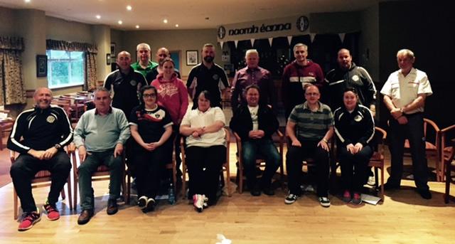 Omagh St. Enda's host First Aid Training