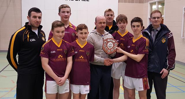 Ulster Schools One Wall Handball – Huge Success!