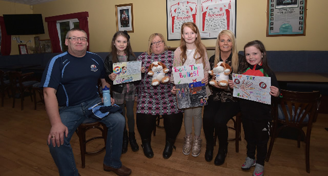Sigerson's Health and Wellbeing Committee support Anti-bullying month