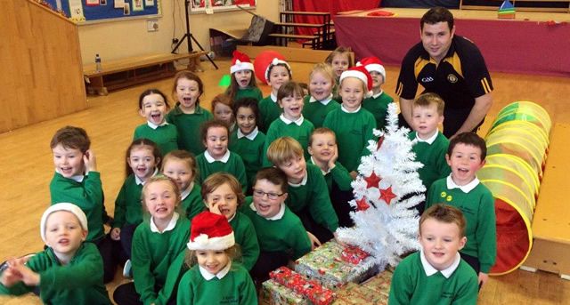 Christmas Fun Days in Co Down Schools