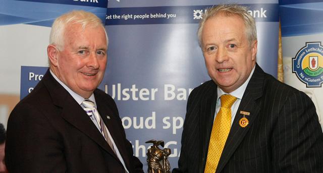 Ulster Vocational Schools GAA 2015 Awards