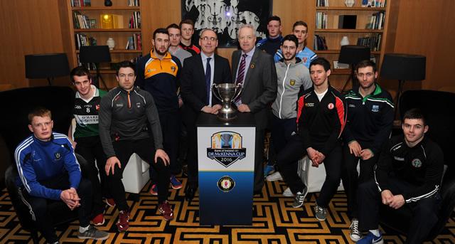 Bank of Ireland Dr McKenna Cup 2016 Draw
