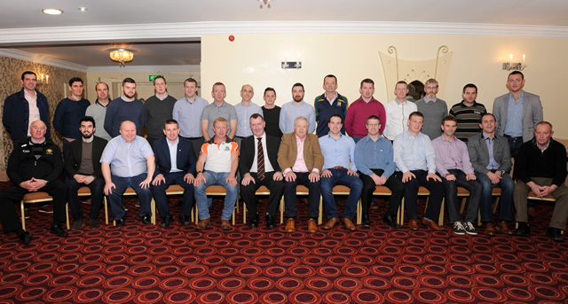 Ulster Referees Awards 2015