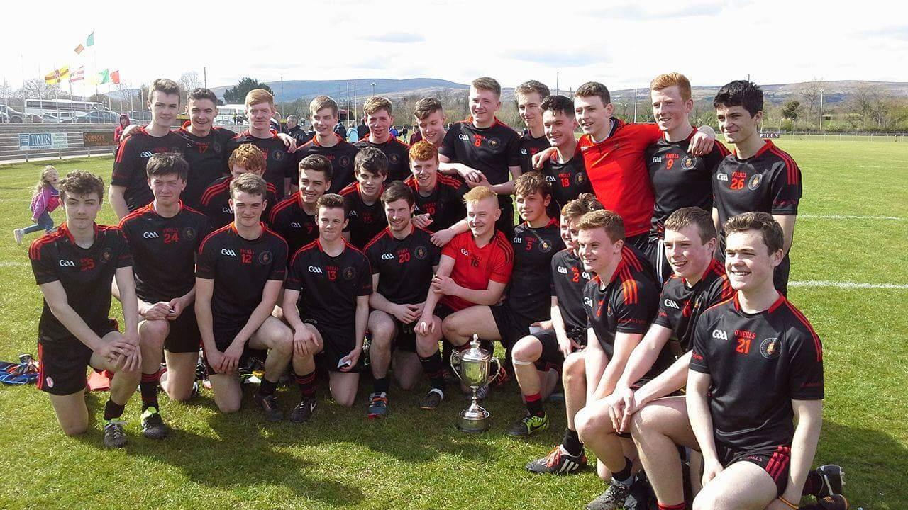 Tyrone U17's win Jim McGuigan Cup