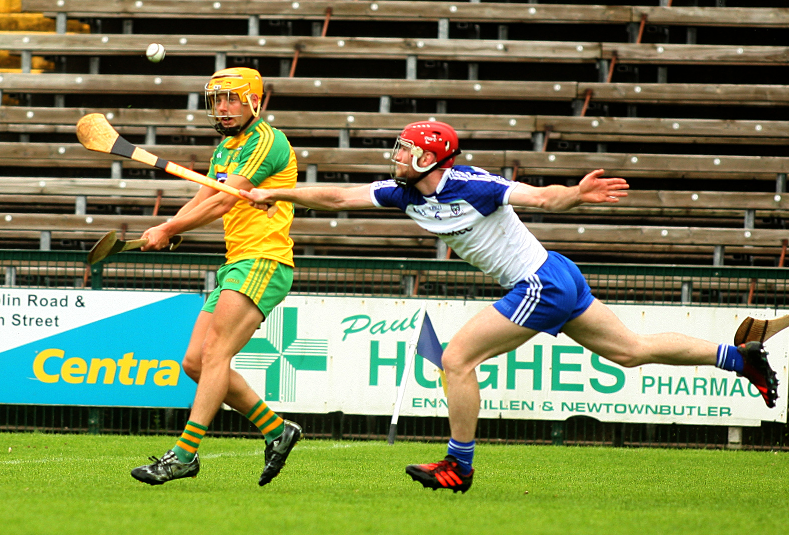 Donegal are the first Ulster Hurling Senior Shield Champions