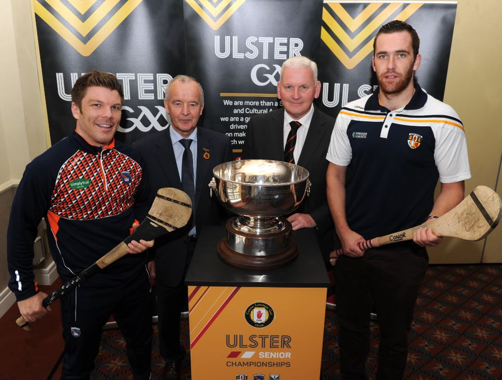 Ulster Hurling Championship Finals Media Launch