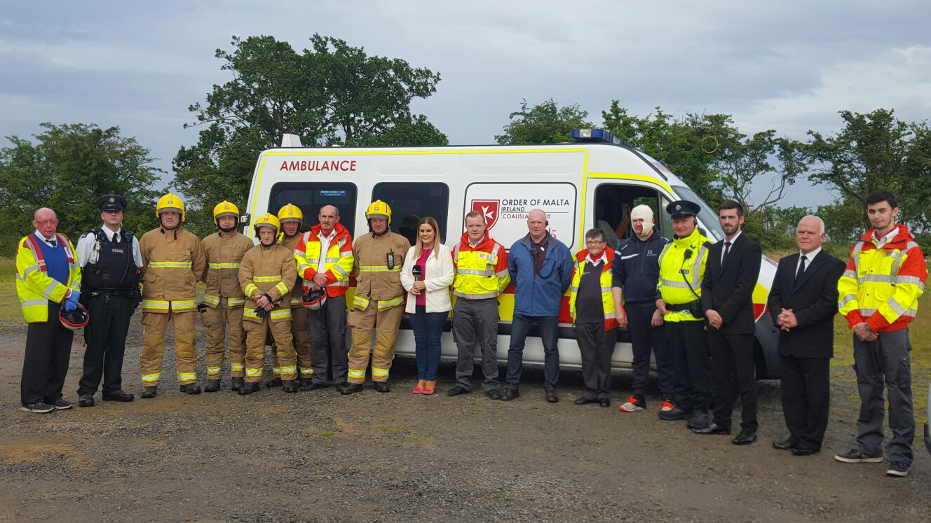 Moortown St Malachy's host Live to Play Road Safety Education event