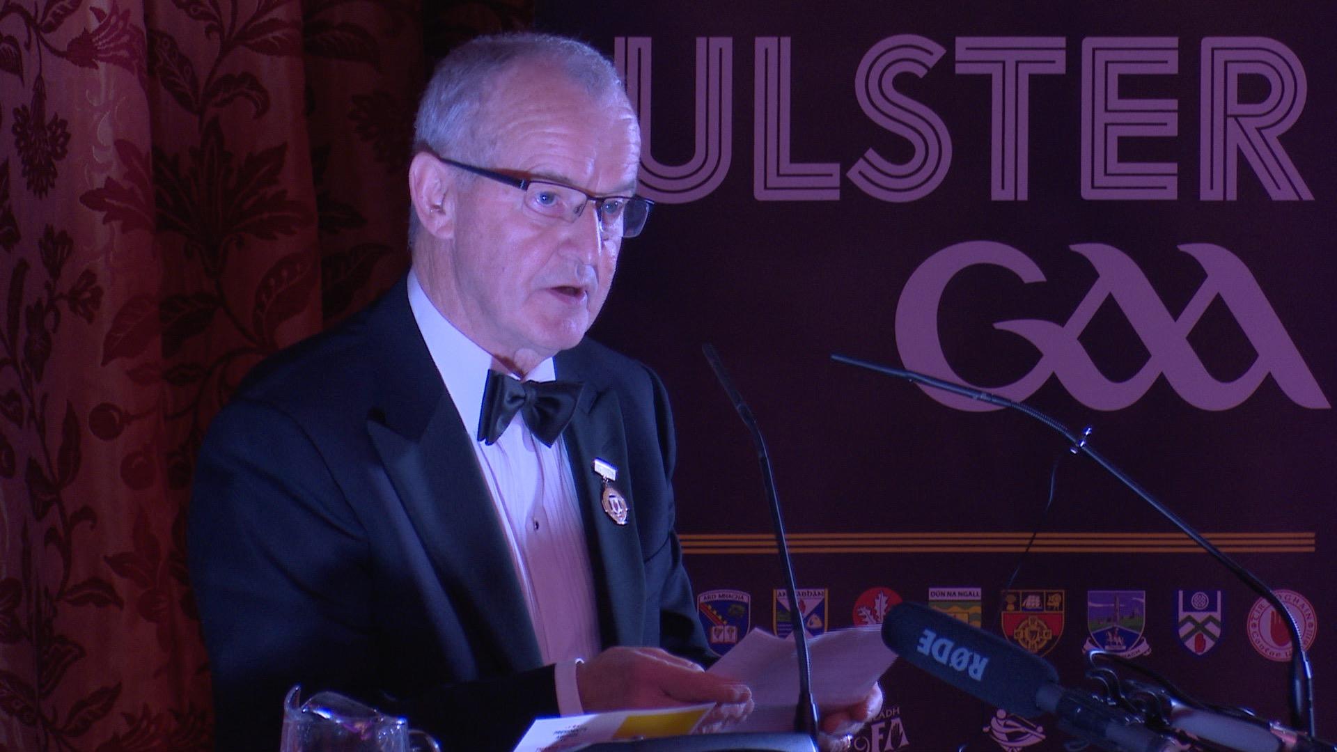 Ulster GAA President's Awards 2016