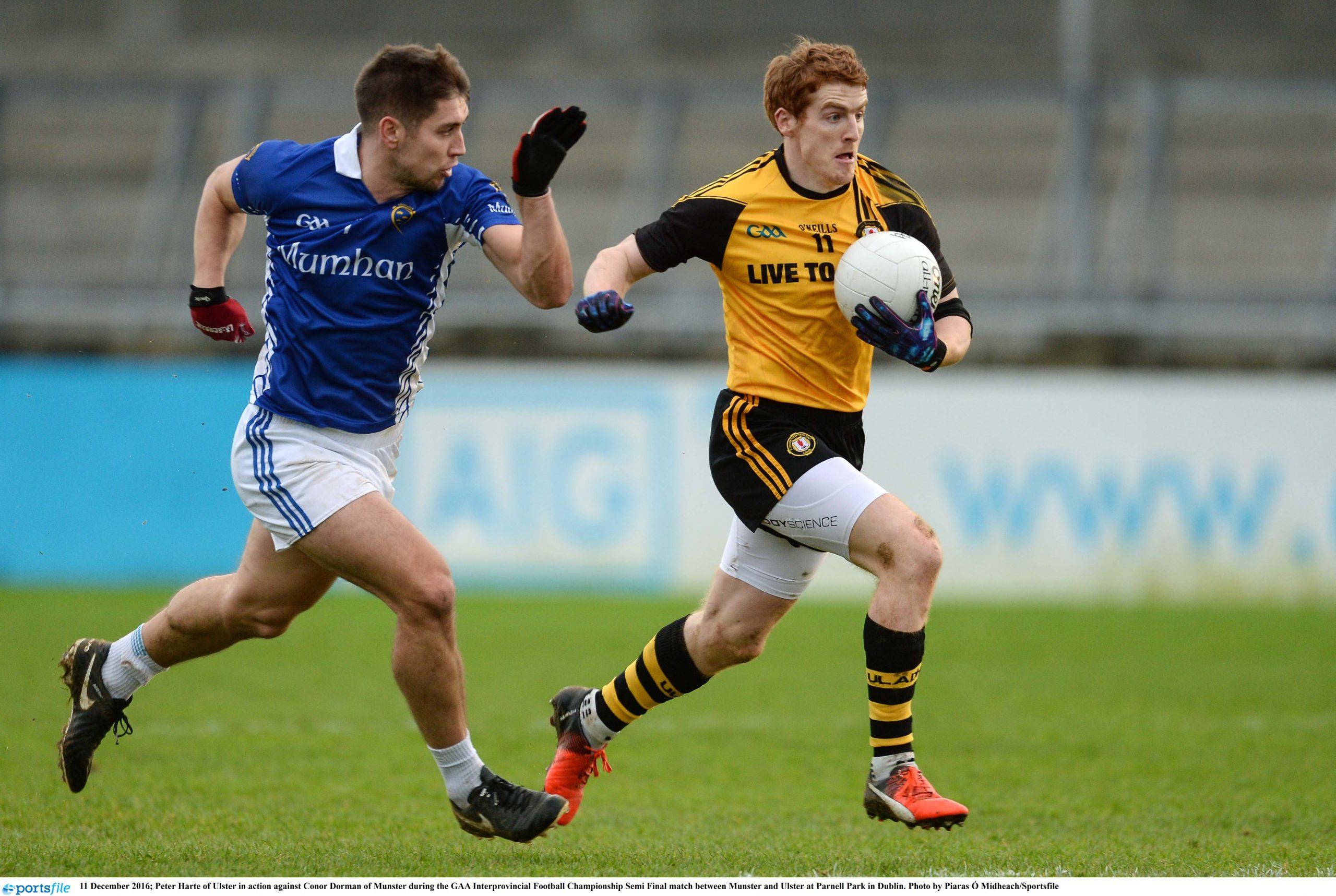 Ulster teams in Inter-Provincial Semi-Finals Action
