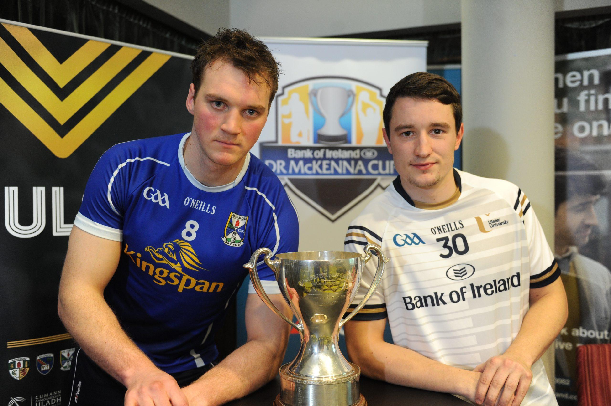 Bank of Ireland Dr McKenna Cup 2017 Fixtures