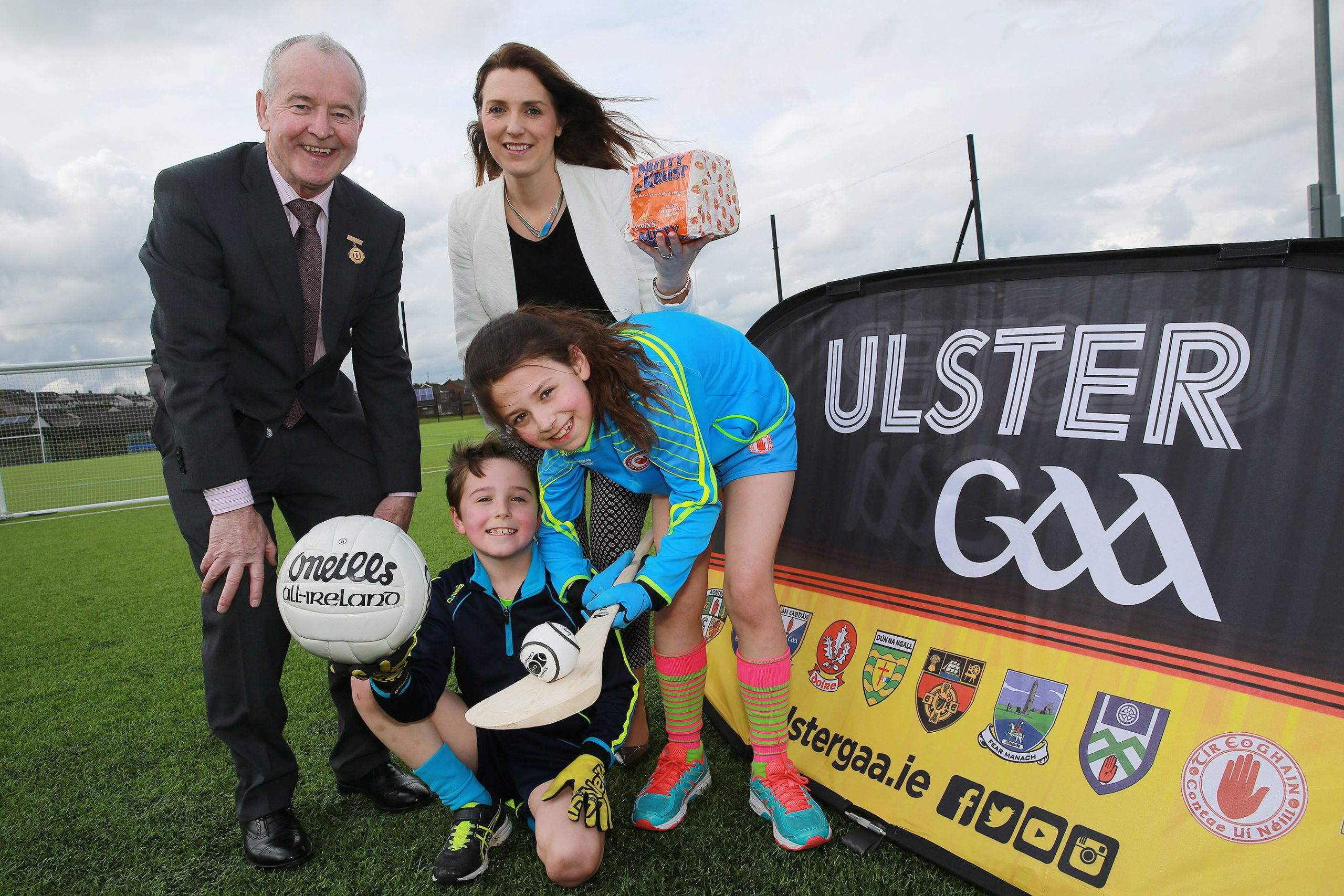Ulster GAA teams up with Irwin's Bakery for Easter Coaching Camps