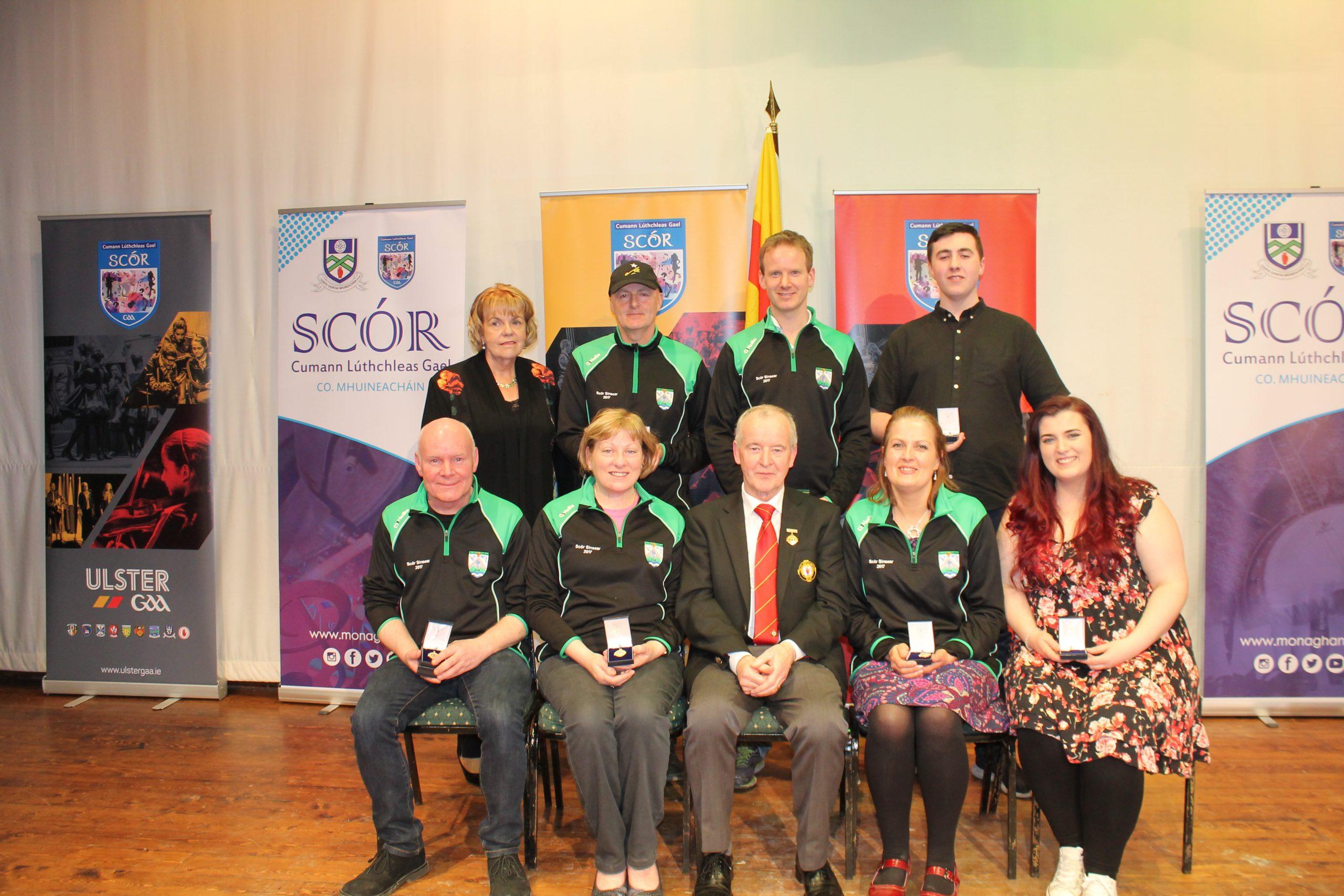 All Ireland Scór Sinsear Final coming to Belfast