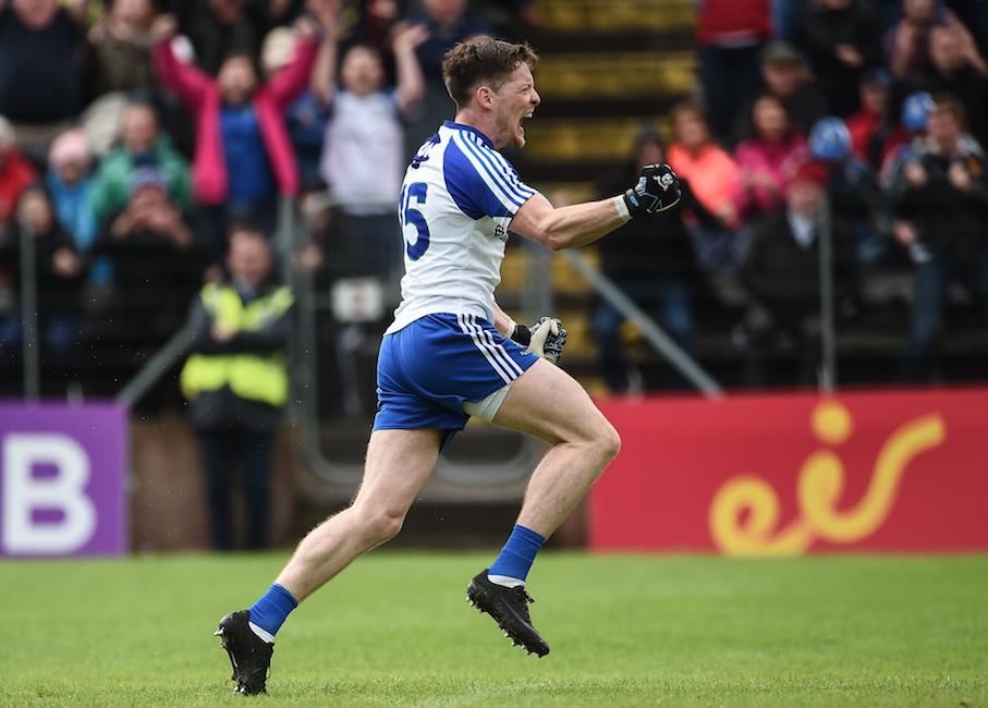 McManus bags crucial goal for Monaghan – Ulster SFC