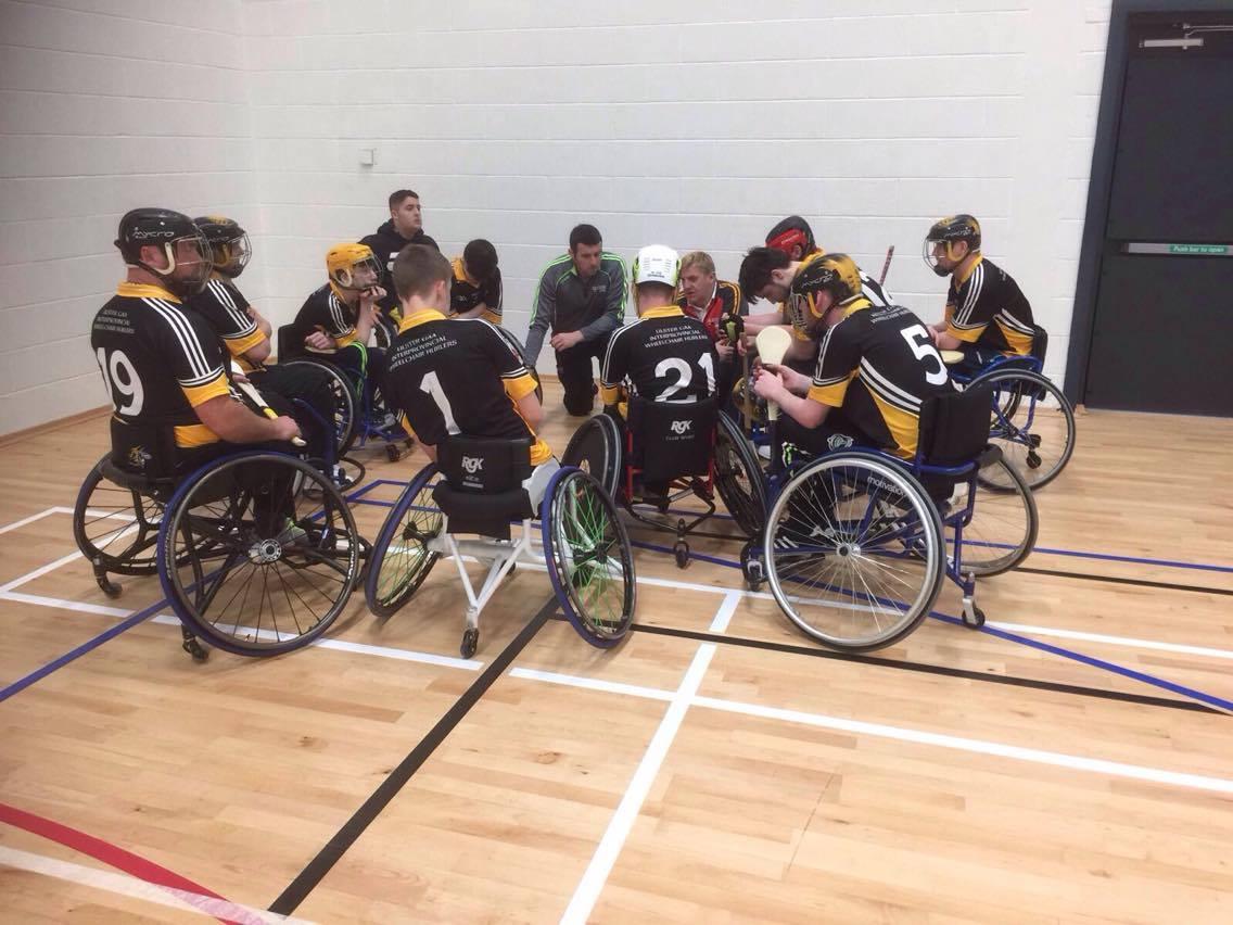 Interprovincial Wheelchair Hurling League Final