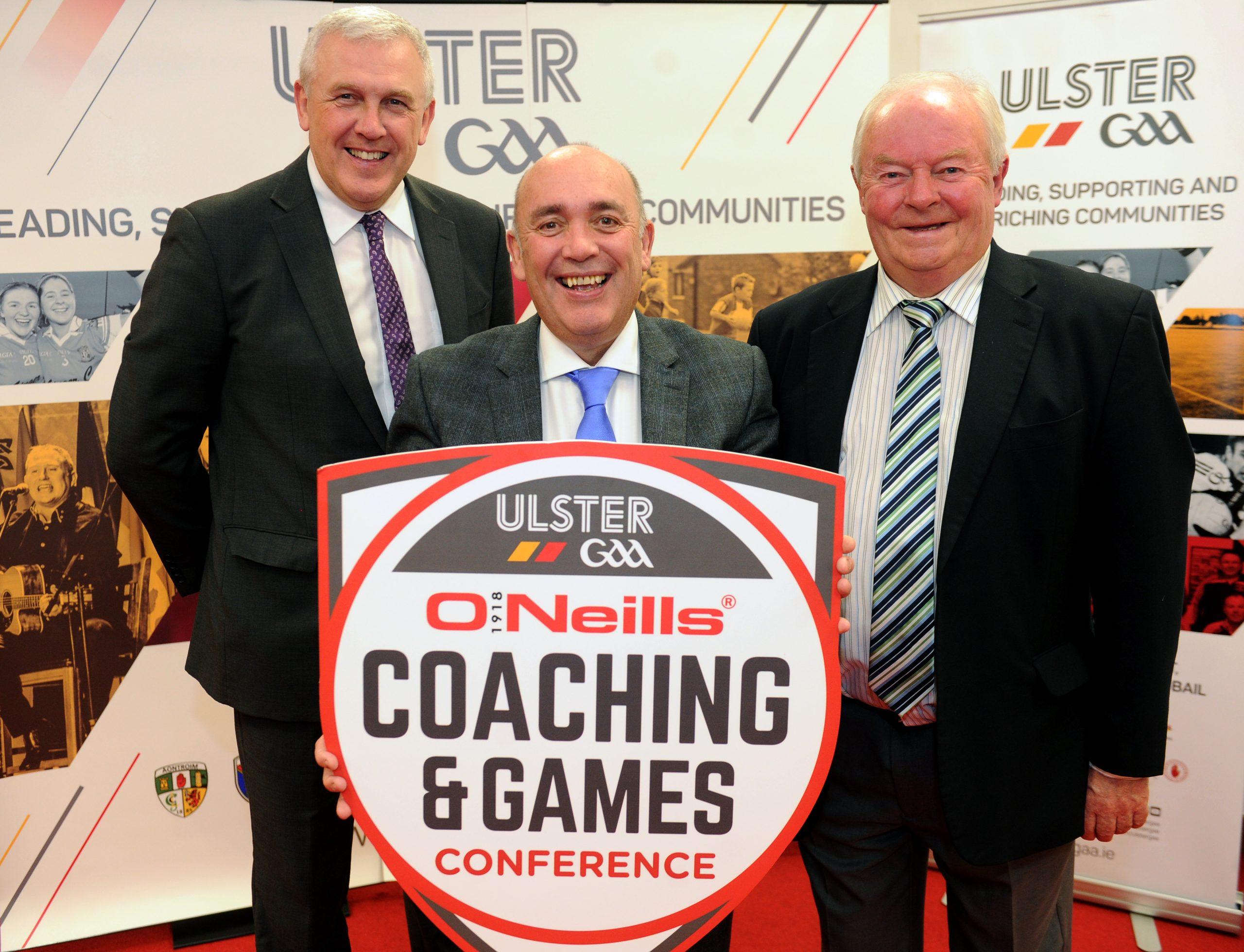 O'Neill's Ulster GAA Coaching Conference focuses on 'Warriors and Winners'