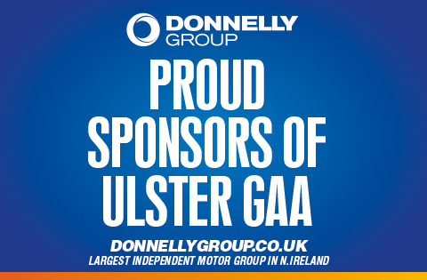 Donnelly Group - Proud sponsors of Ulster GAA