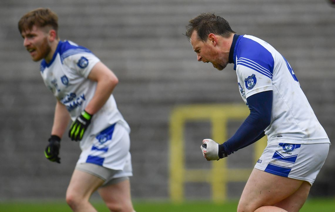 Cavan Gaels pip Derrygonnelly with late goal
