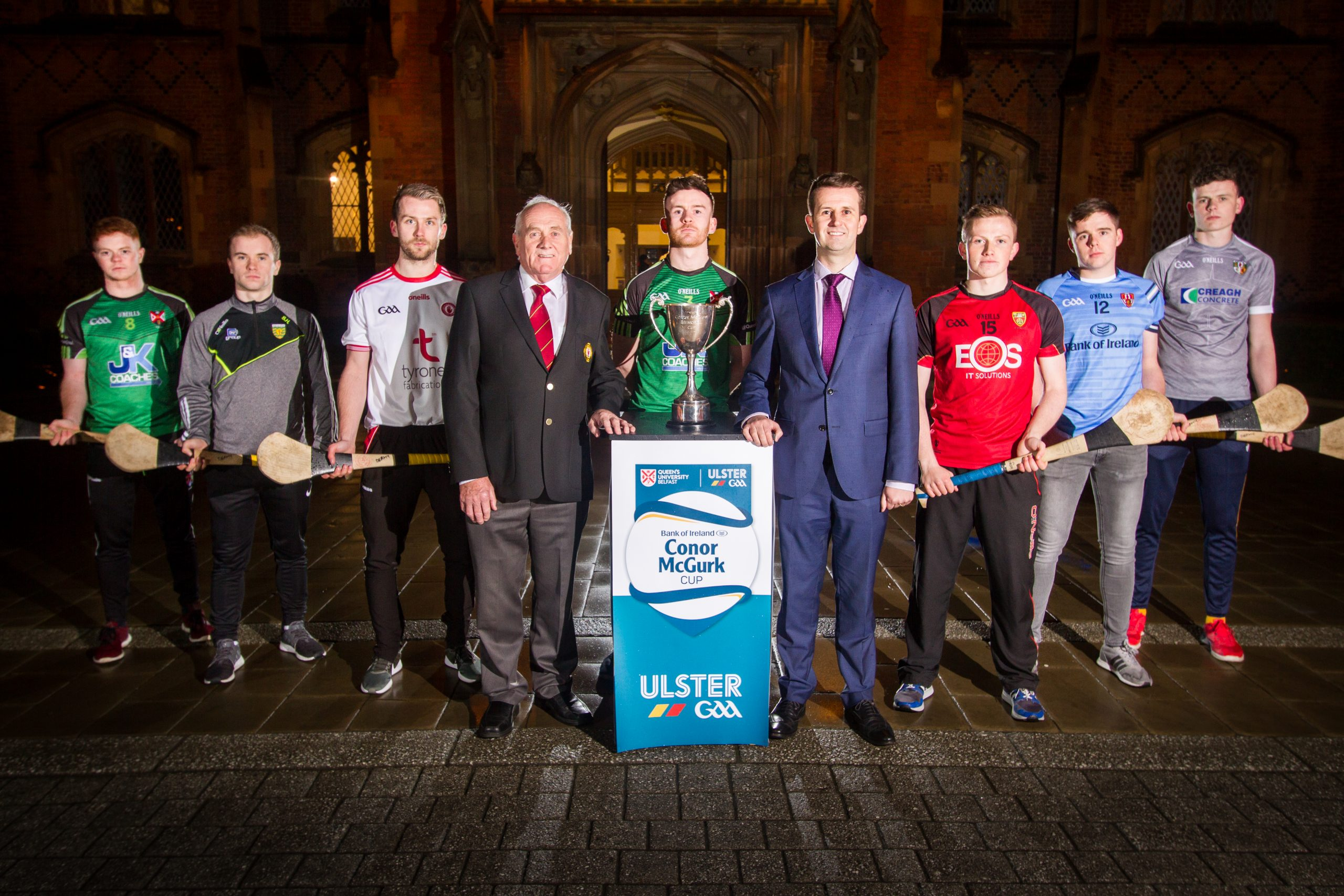 Bank of Ireland launch sponsorship of the Conor McGurk Cup