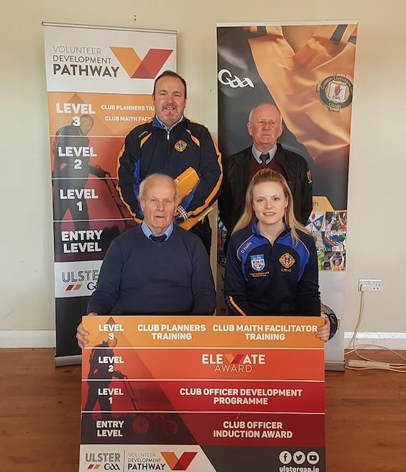 Ulster GAA Elevate Award 2018 | Cumann Lúthchleas Gael Uladh