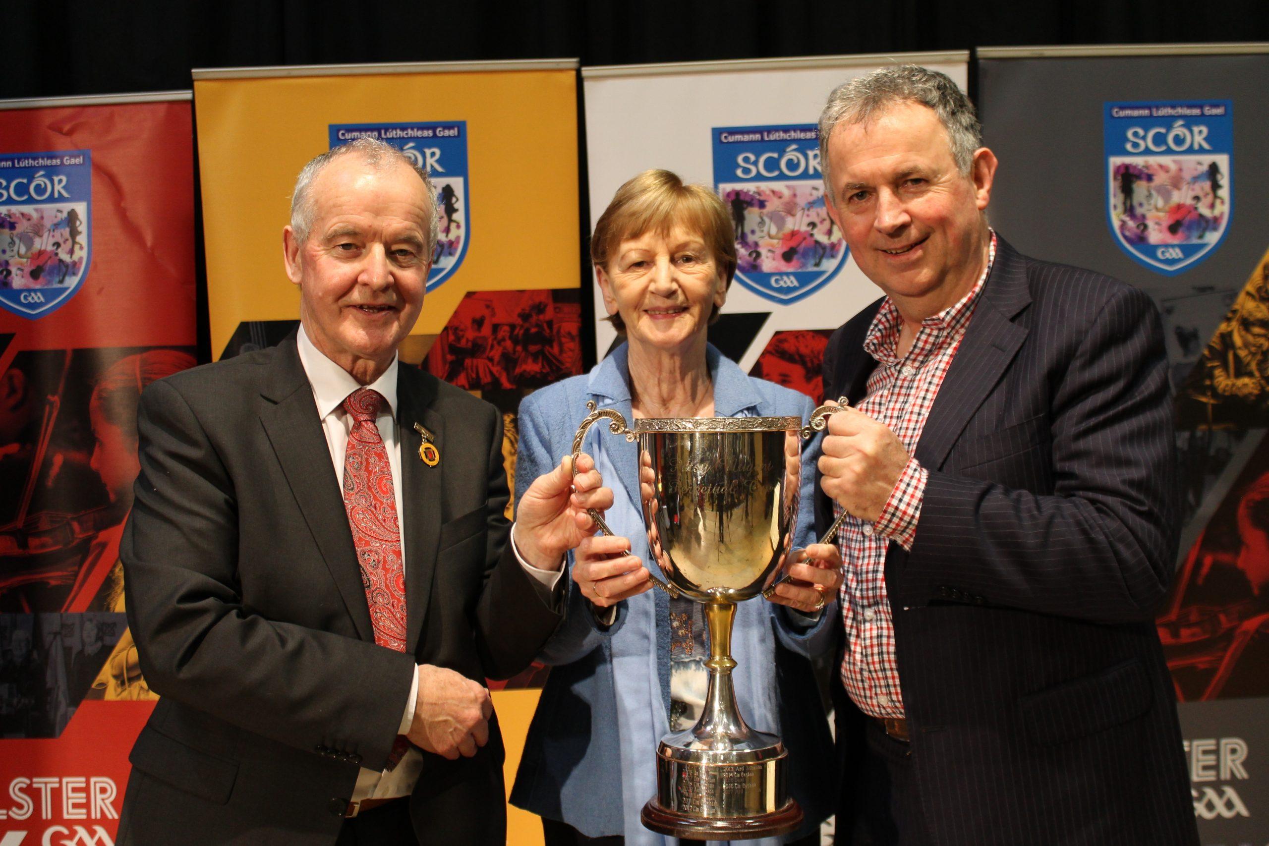 Successful Scór Sinsear Uladh Final In Silverbridge