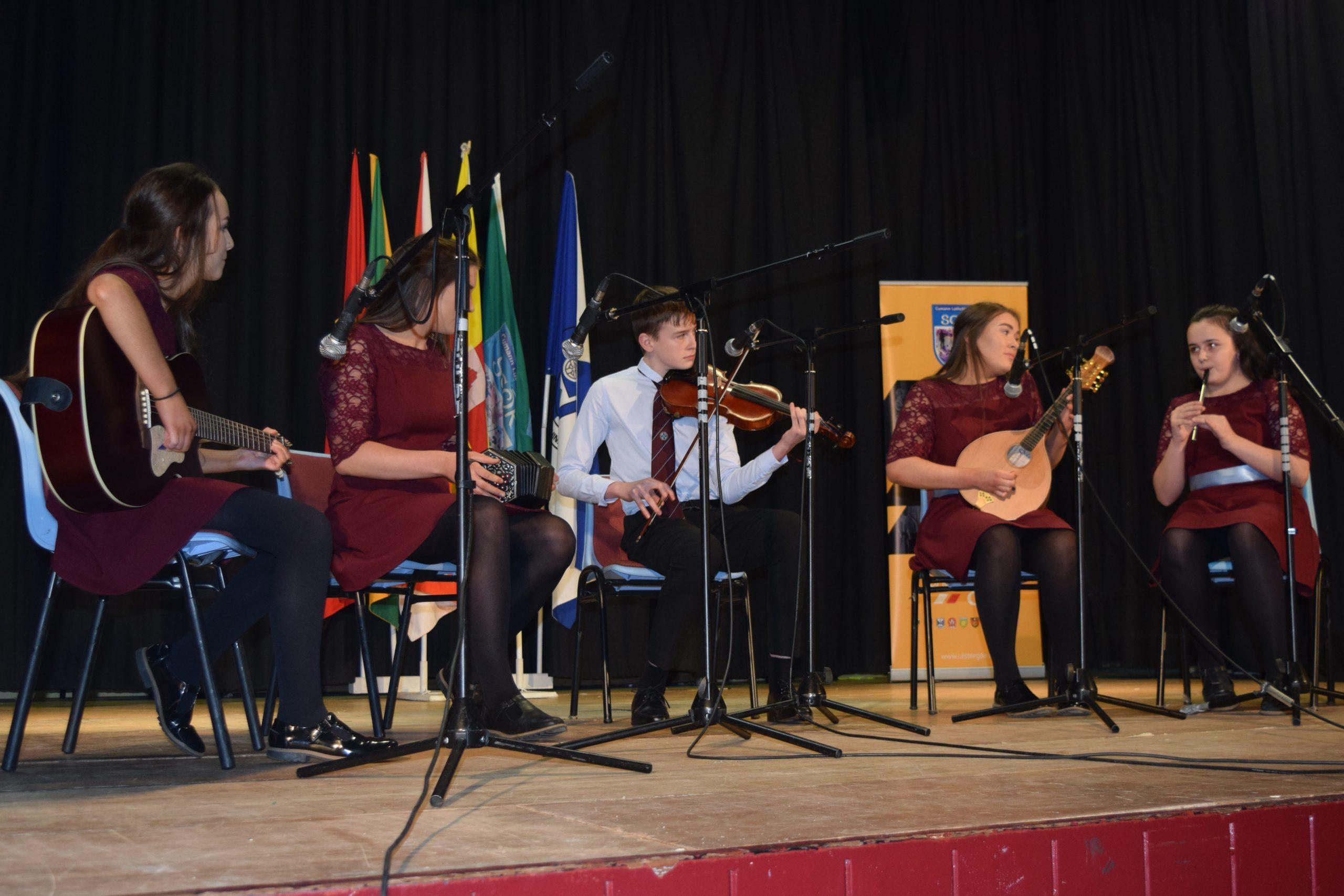 Ulster Scór na nÓg finalists decided