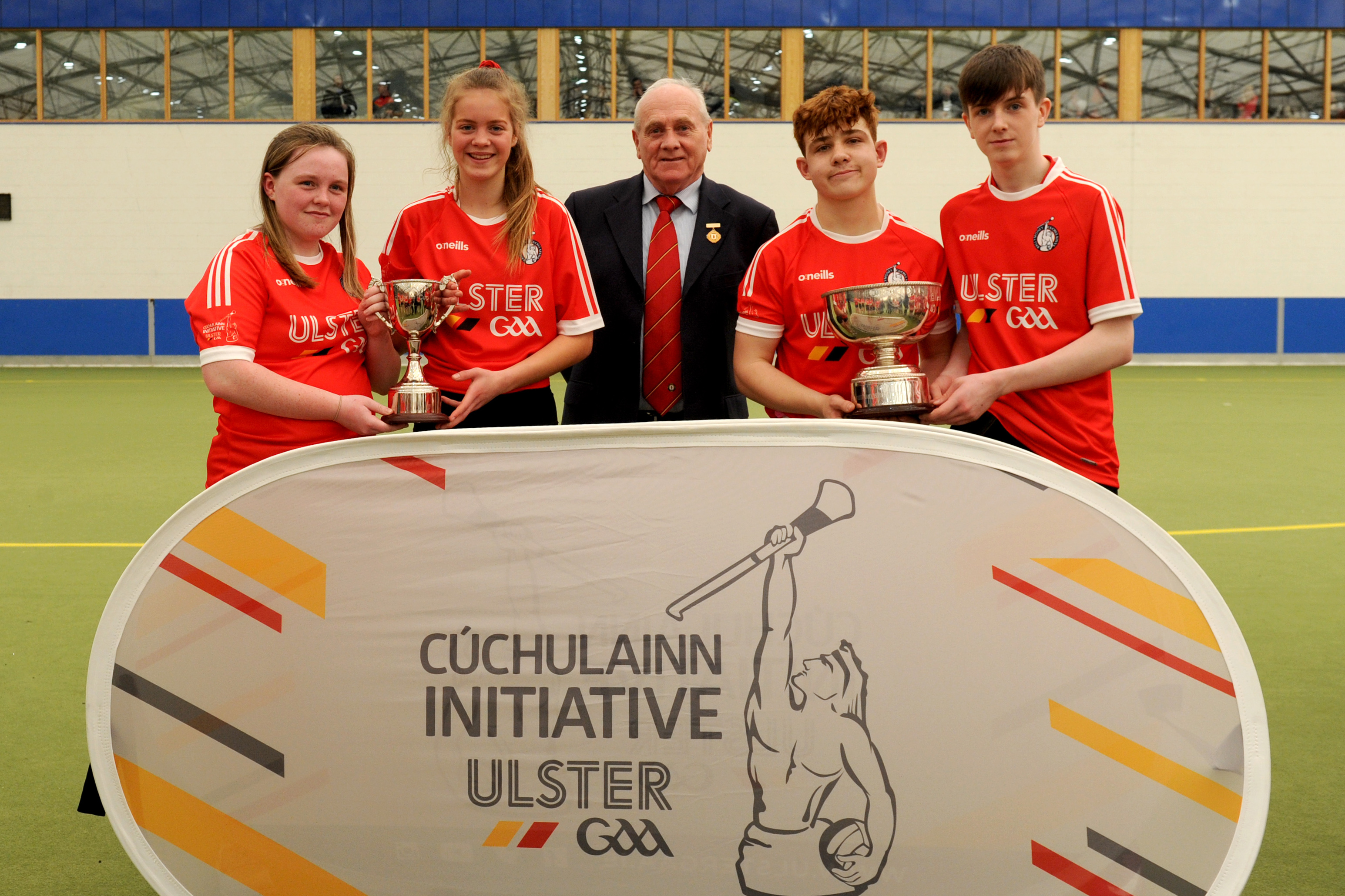 Double Cúchulainn success for Ballymoney Boys and Girls