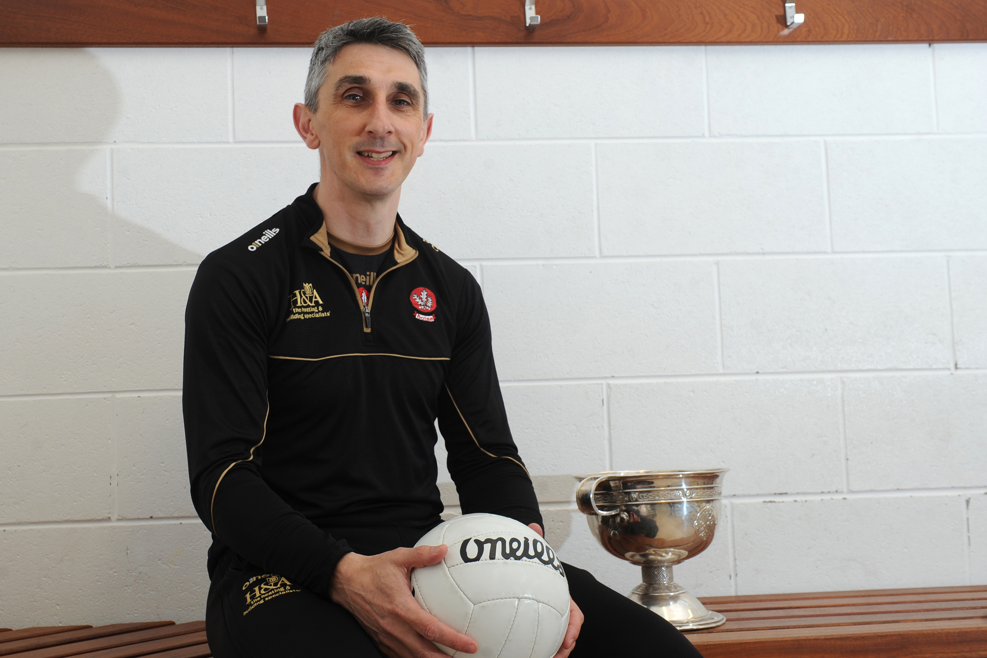 Derry manager Campbell happy with championship preparation