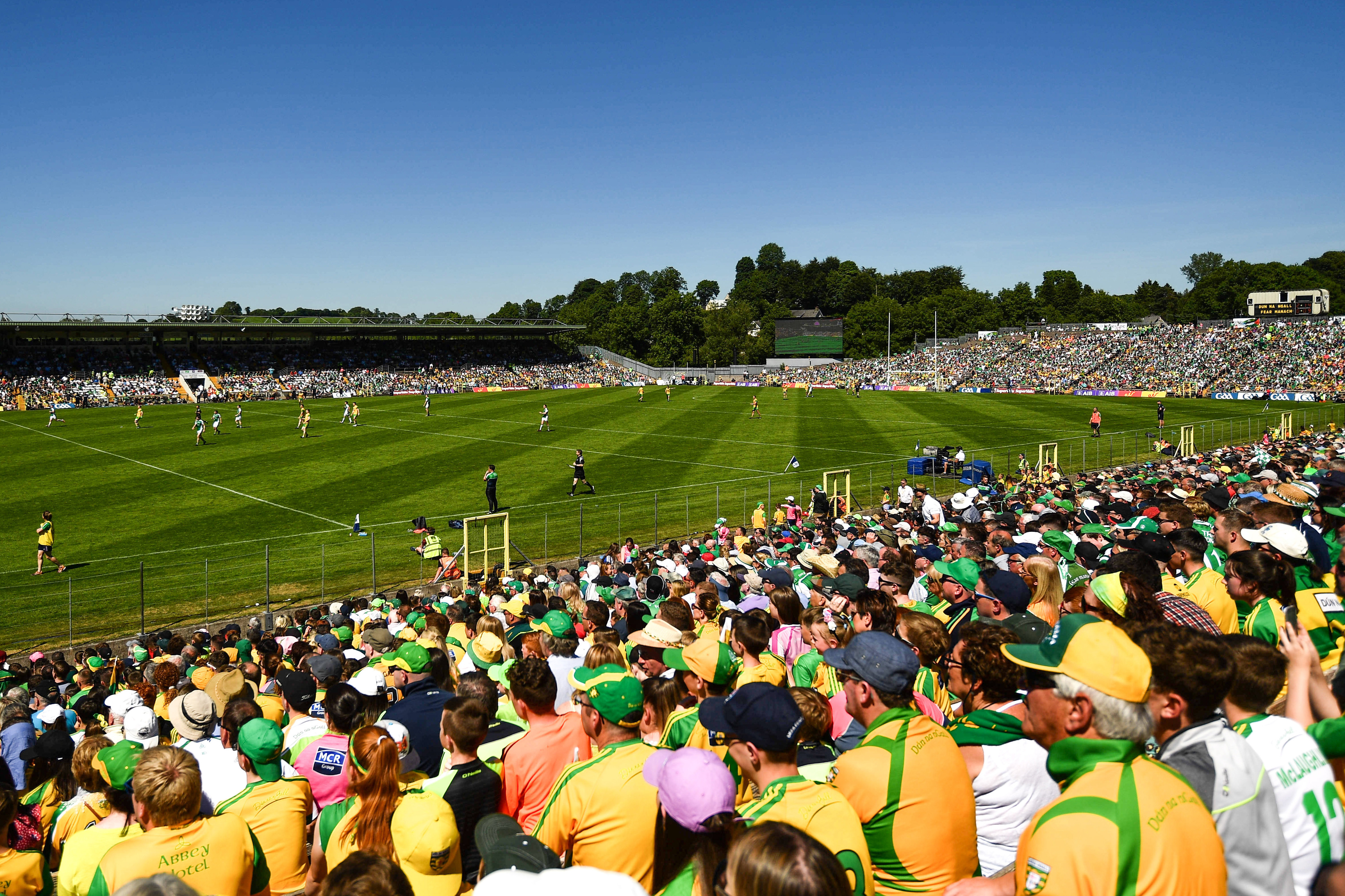 Ulster Championship Ticket Price Reductions and Packages announced