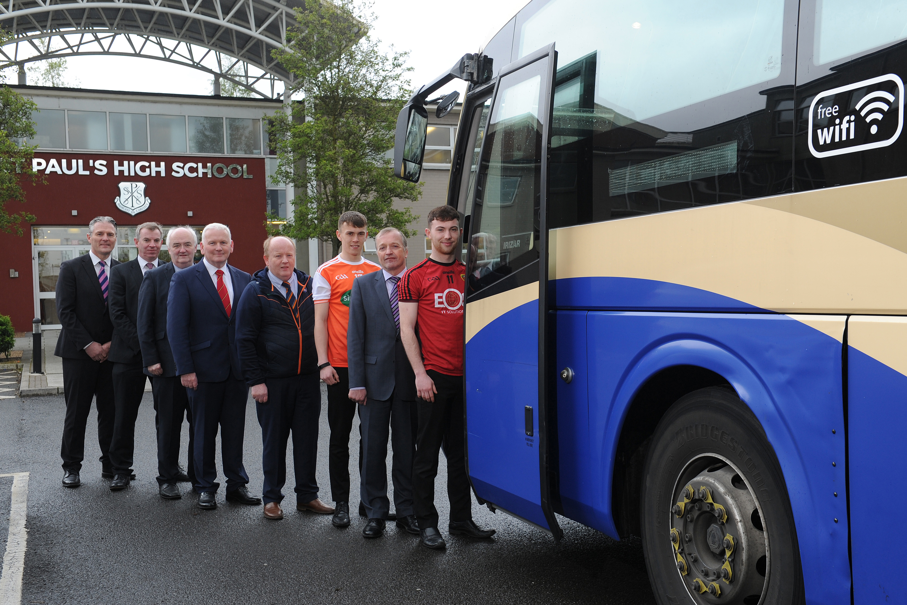 Free shuttle bus service for Down v Armagh championship match