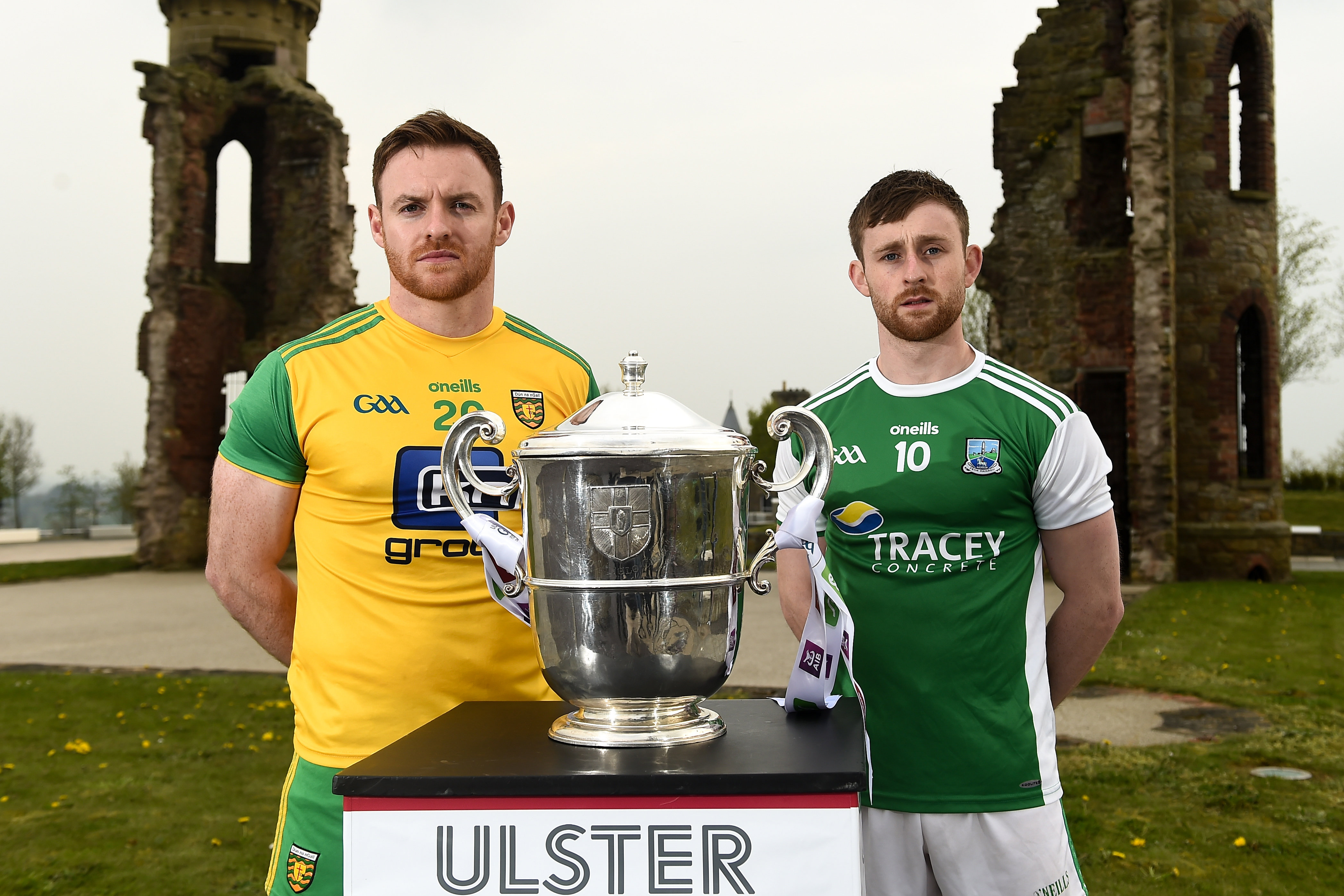 Game Day Information: Fear Manach v Dún na nGall