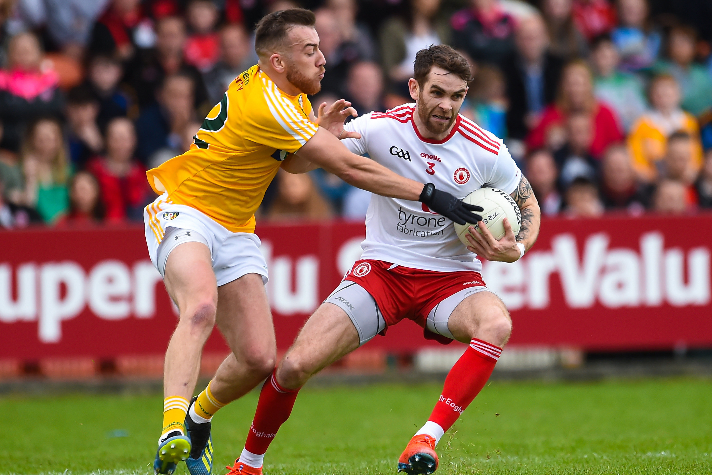 Tyrone cruise into Ulster Senior Championship semi-final