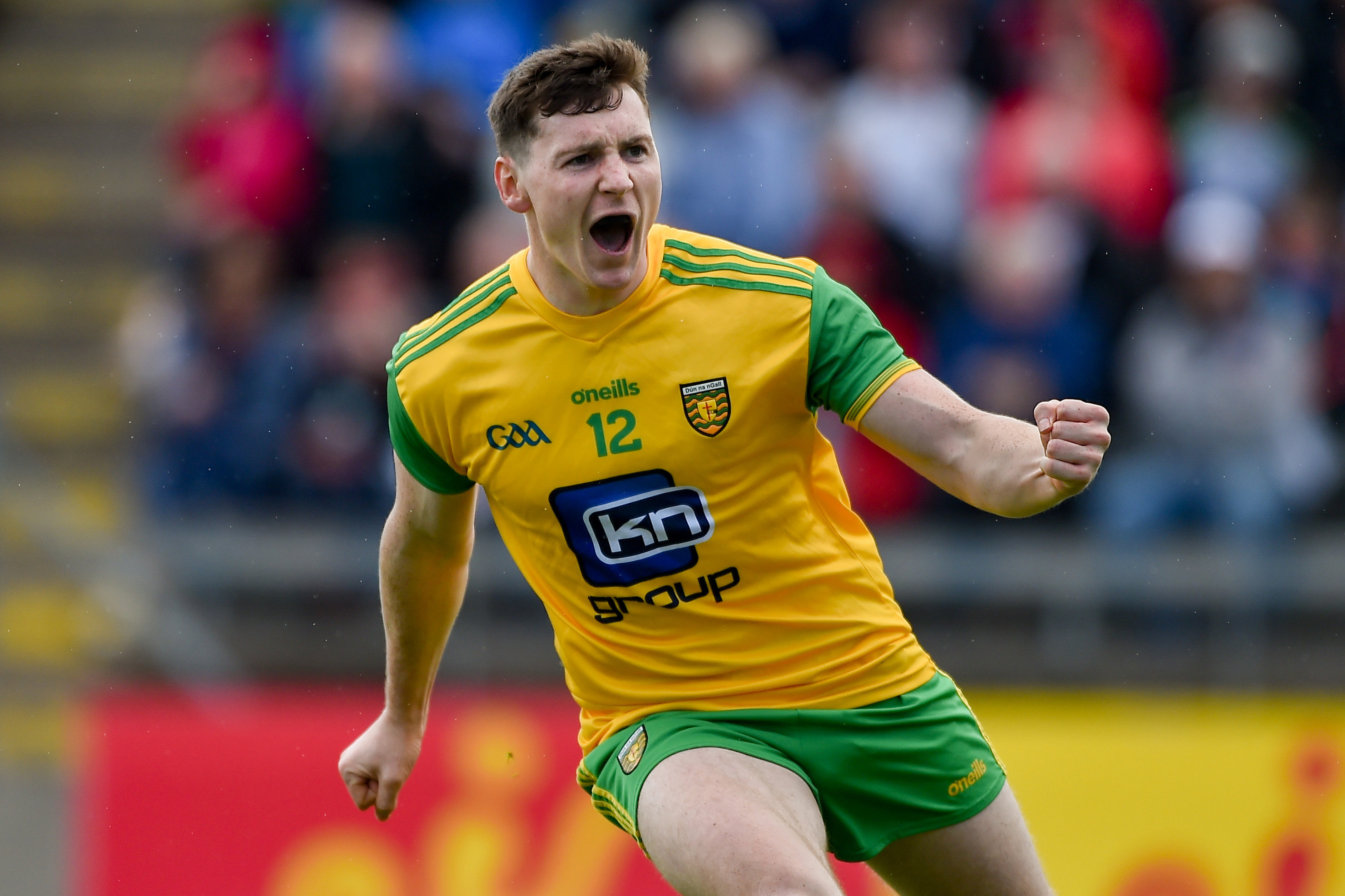 Donegal advance to the Ulster final with victory over Tyrone