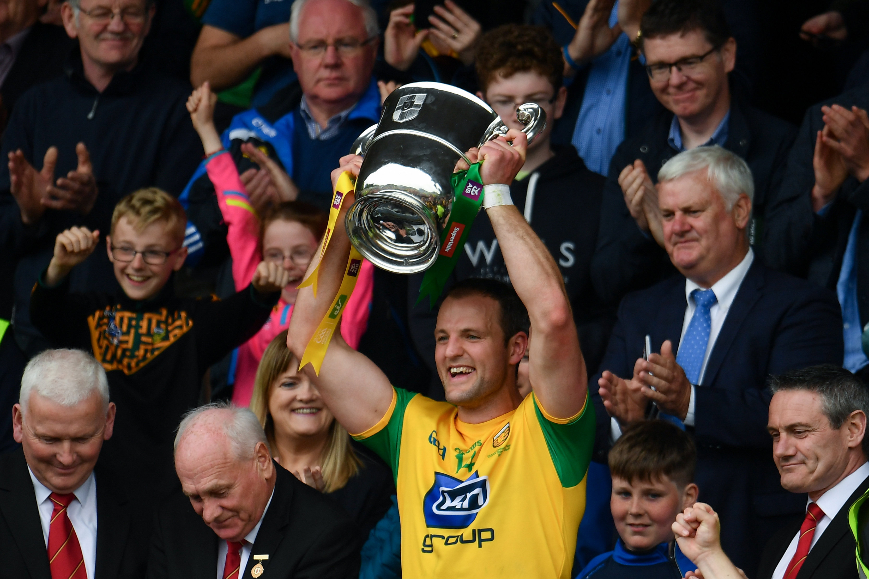 Dún na nGall are Ulster champions for 2019