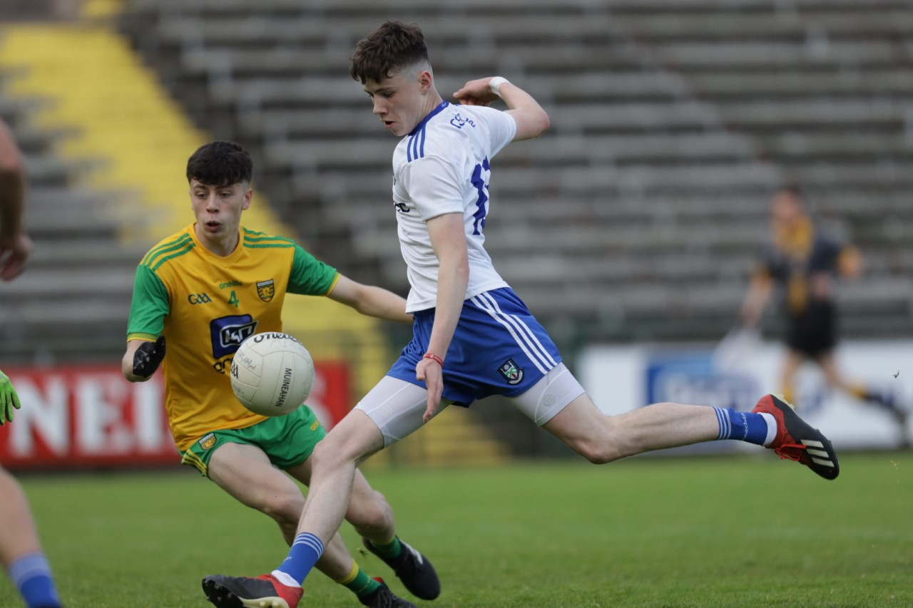 Monaghan and Tyrone to clash in Electric Ireland Ulster Minor Football Final