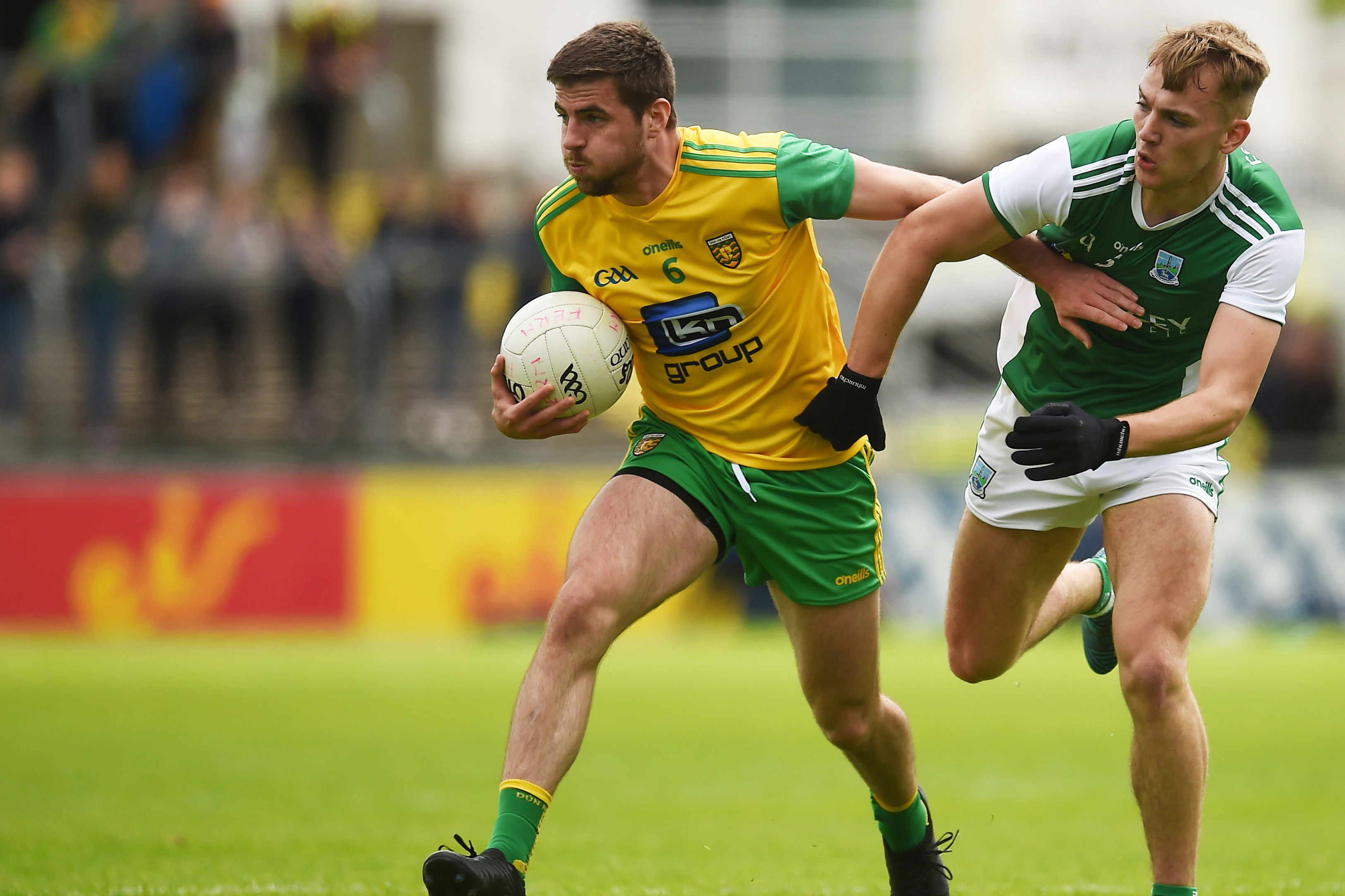 Late McGovern free sees Fermanagh advance