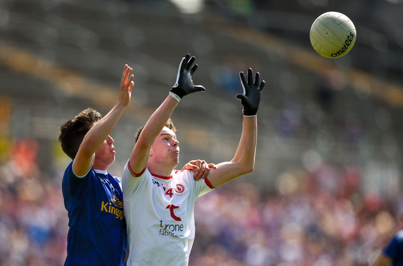 Tyrone into EirGrid Ulster Under 20 Football Final