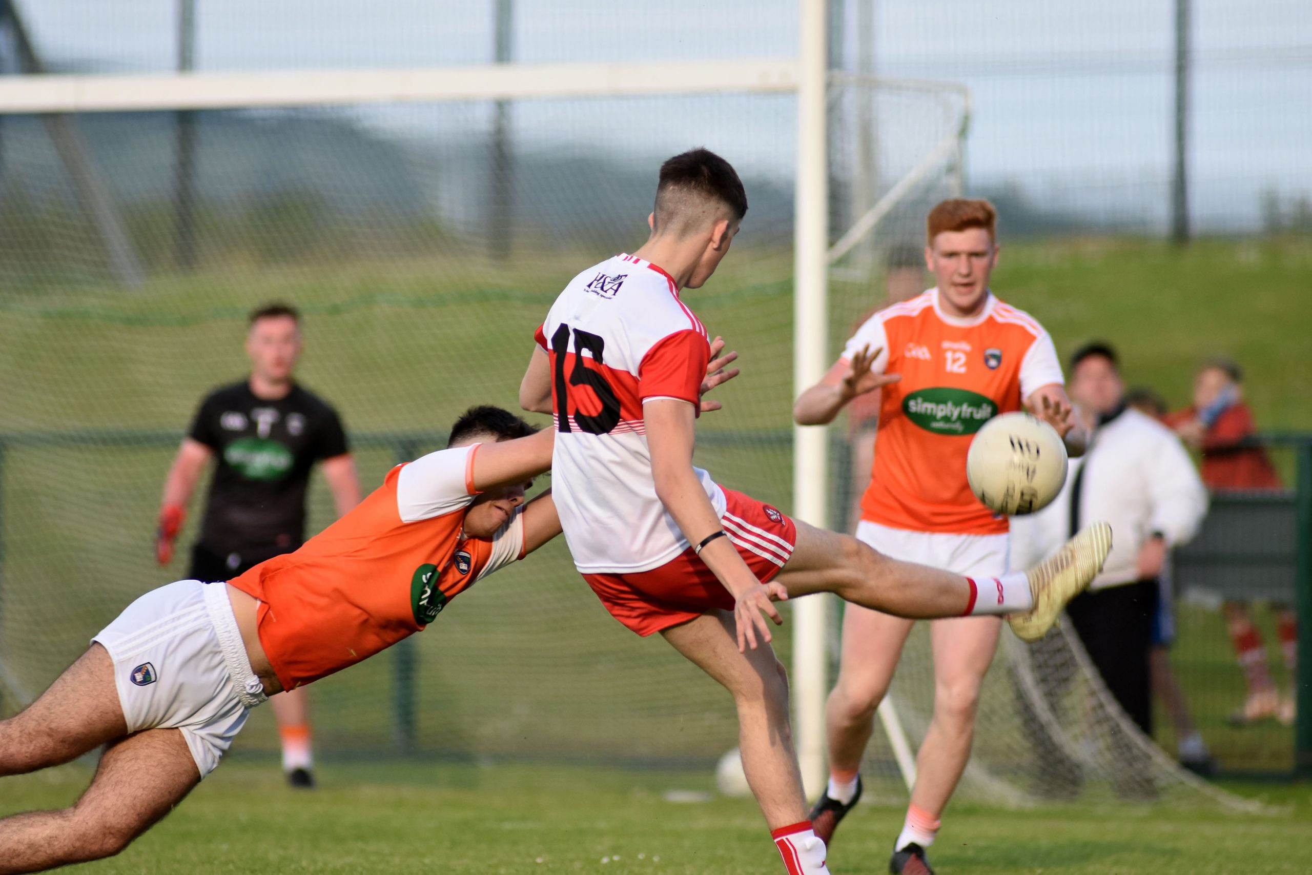 EirGrid Ulster Under 20 Final places up for grabs
