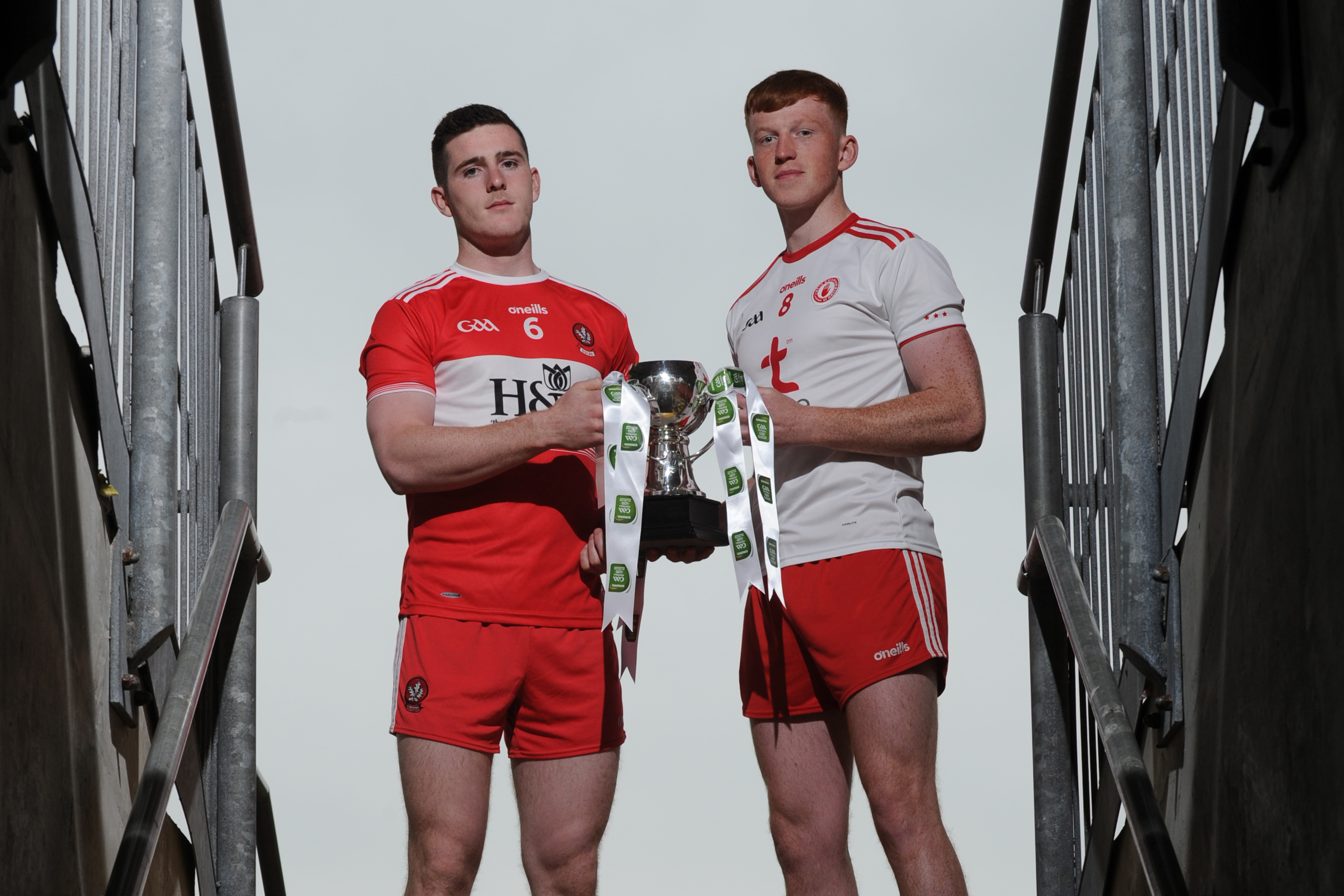 PREVIEW: Derry and Tyrone set to lock horns for Córn Dónall Ó Murchú
