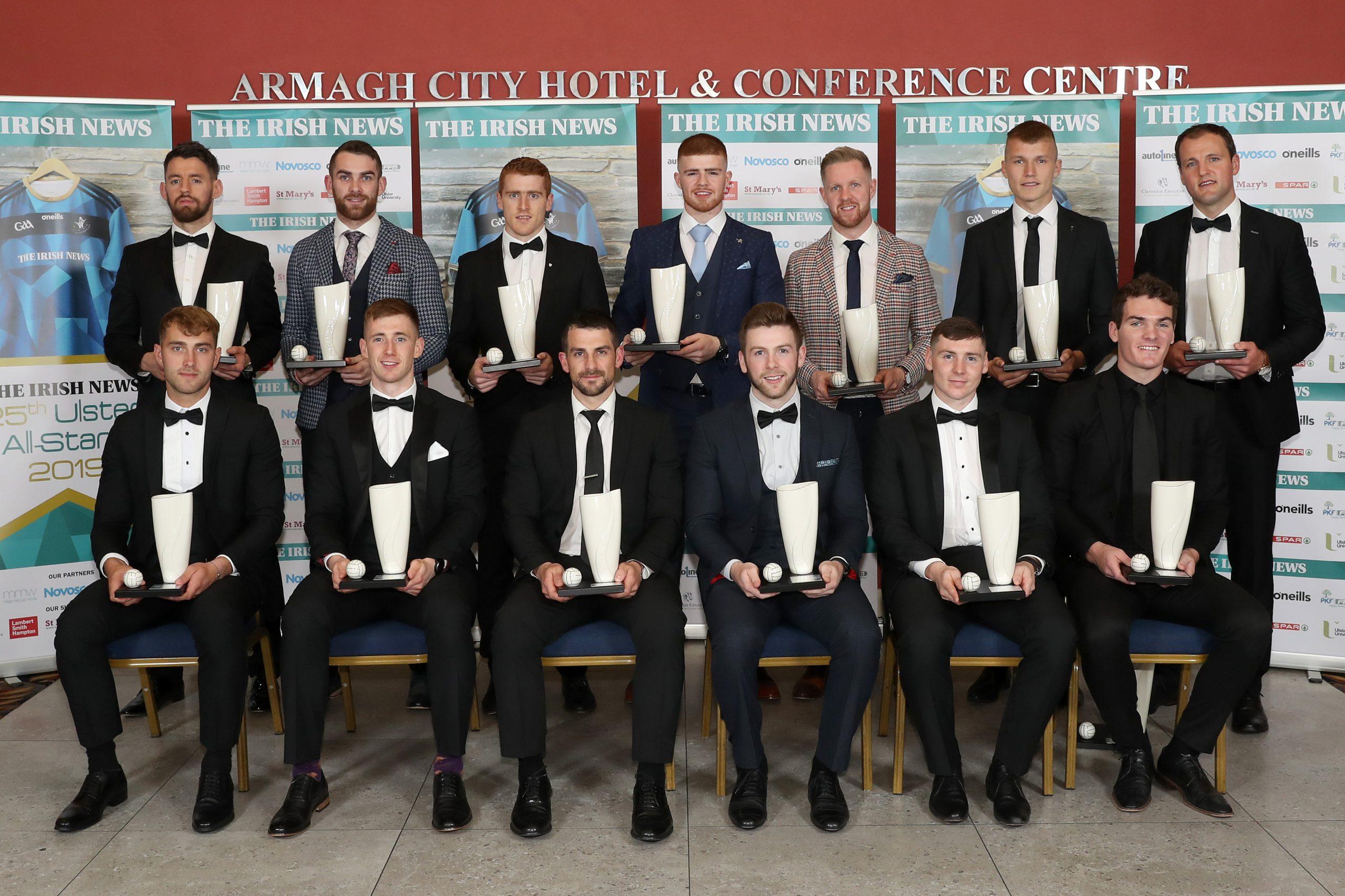 Irish News Ulster All-Stars Honoured