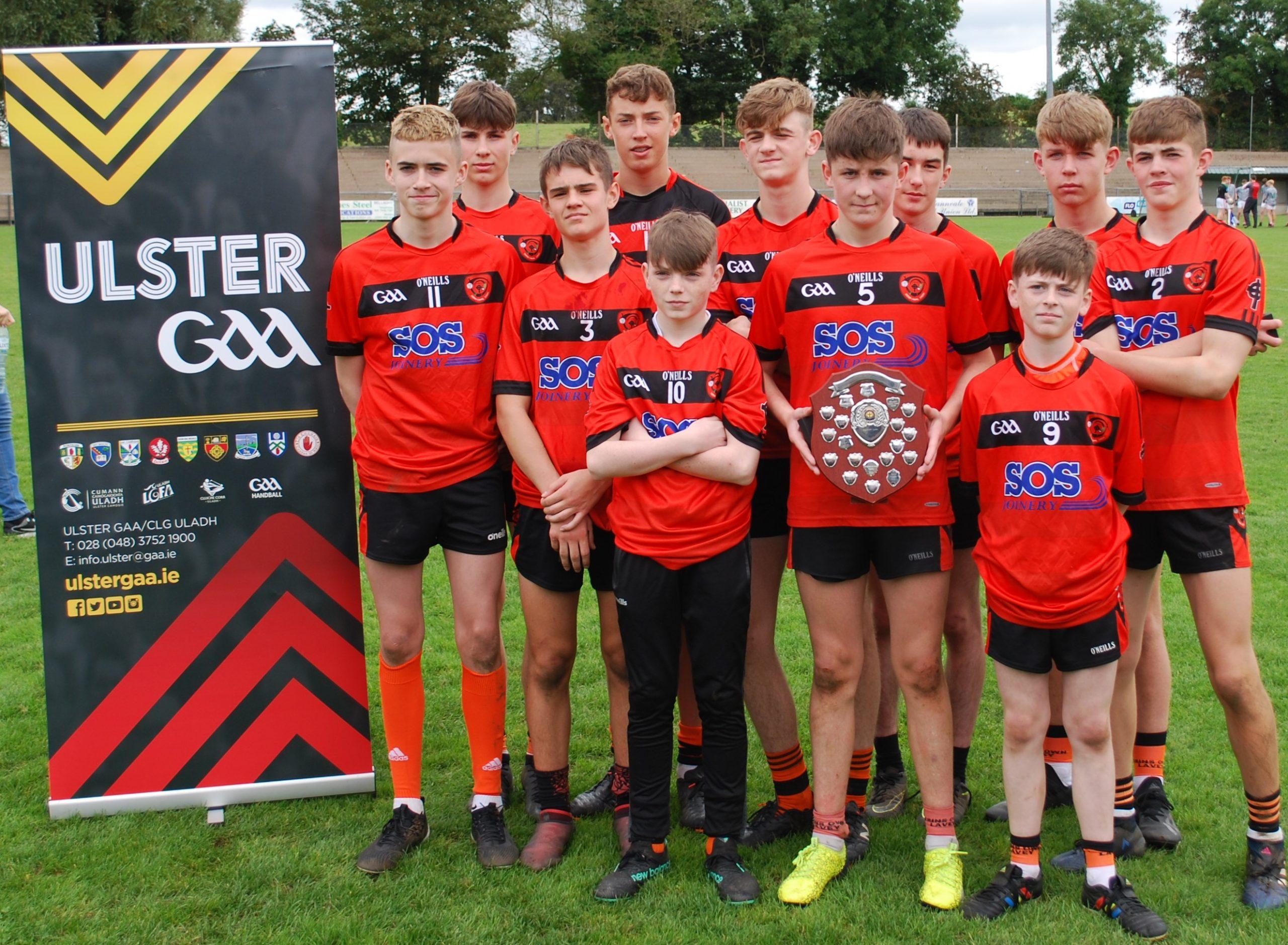 Lavey are Ulster Óg Spórt Champions 2019